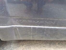 Megane convertible 1.5 dci karmann
