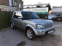 Land Rover Discovery 4 3.0 TD V6 XS 4X4 5dr£12,995 p/x welcome FREE WARRANTY . NEW MOT