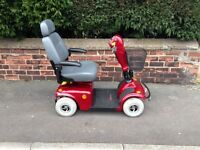 mobility scooter freerider derwent good condition