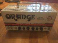Orange Dual Terror, 30 Watt Power comes with case