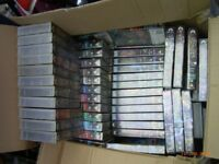 Star Trek Voyager VHS Job lot approximately 70 videos!