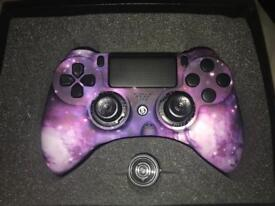 (NEW) Scuf Impact Nebula PS4 Pro Gaming Controller