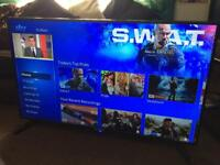 BLAUPUNKT 49 INCH LED TV. WITH WARRANTY