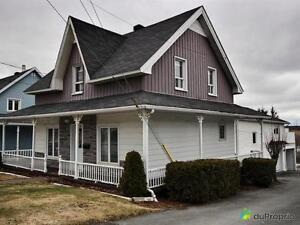 149 900$ - Maison 2 étages à vendre à St-Ludger