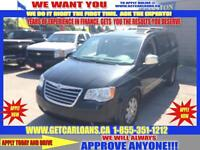 2010 Chrysler Town and Country TOURING*DUAL DVD*SUNROOF*BACK-UP