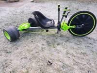 Huffy's Green Machine