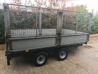 Ifor Williams trailer 10x5.6