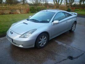 For Sale 2002 Toyota Celica