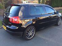 VW GOLF MK5 GT SPORT 2.0TDI FSH 210BHP