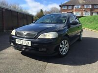 2002 1.8 Astra sxi great example
