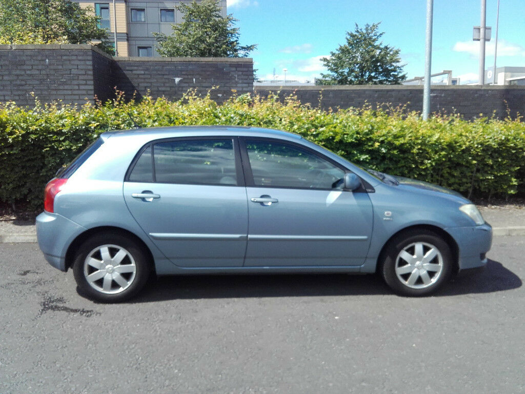 Toyota Corolla 1.4 VVTI 2004