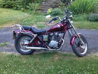 Honda Rebel CMX250C 1987 Motorcycle 11 Months MOT 15685 Miles