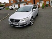 2008 57 vw passat 1.9 tdi se with full service history faultess car gd condition