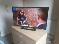 32inch Built in Freeview Phillips HD LED TV Flatscreen