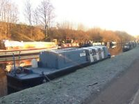 38ft narrowboat