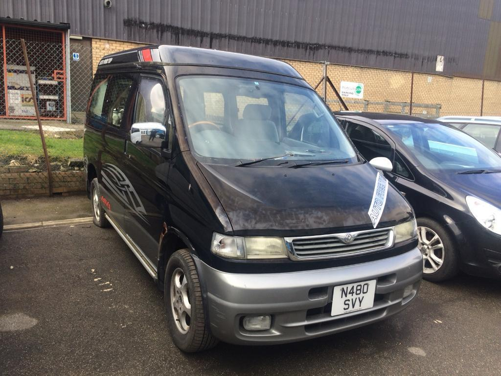 MAZDA BONGO SELLING. FOR SPARES OR REPAIRS | in Brighouse ...