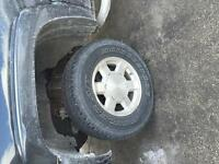17 inch tires and rims