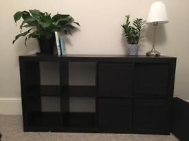 Ikea Kallax shelving unit (2x4)