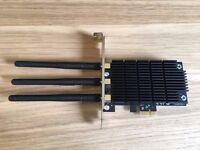 AC1750 Wireless Dual Band PCI Express Adapter