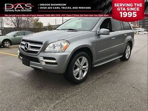 2011 Mercedes-Benz GL-Class GL350 BLUETEC NAVIGATION/LEATHER/SUN