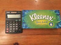 Casio Calculator MS-85
