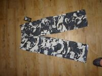 Size 9 to 10 years combat trousers