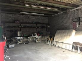Garage/Storage to Rent in Romford - 24/7 Access - Secure Premises