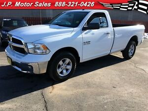 2013 Ram 1500 SLT, Regular Cab, Steering Wheel Controls, 4x4