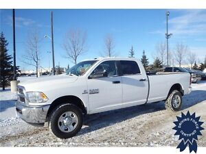 2015 Ram 2500 SLT 4x4 - Cruise Control, 4-Wheel ABS, 23,730 KMs