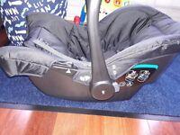 Joie Car seat 0+