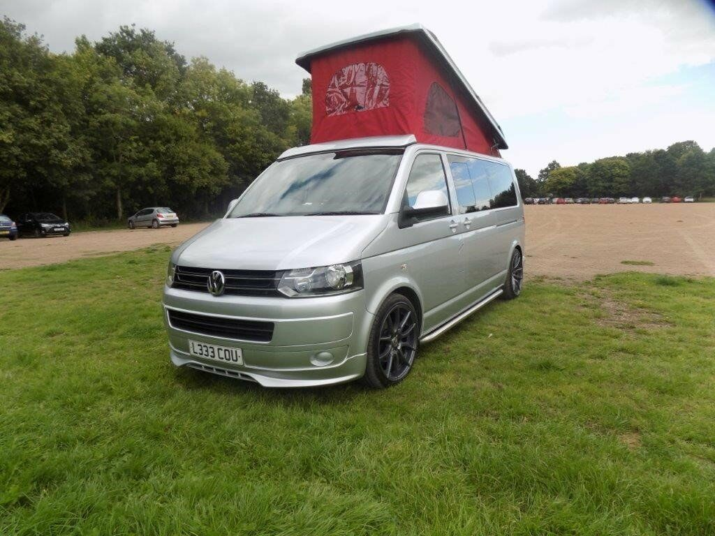 475a3a8bcf VW T5 Camper van high specification new conversion