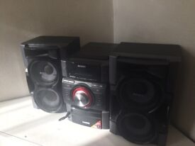 Sony speakers for sale - reduced price!