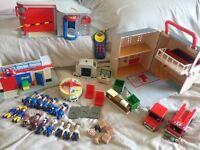 Post man pat job lot toys
