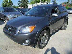2011 Toyota RAV4 Sport**SUNROOF**4 CYL**4WD**3 YEARS WARRANTY IN