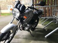 yamaha ybr 125 low mileage