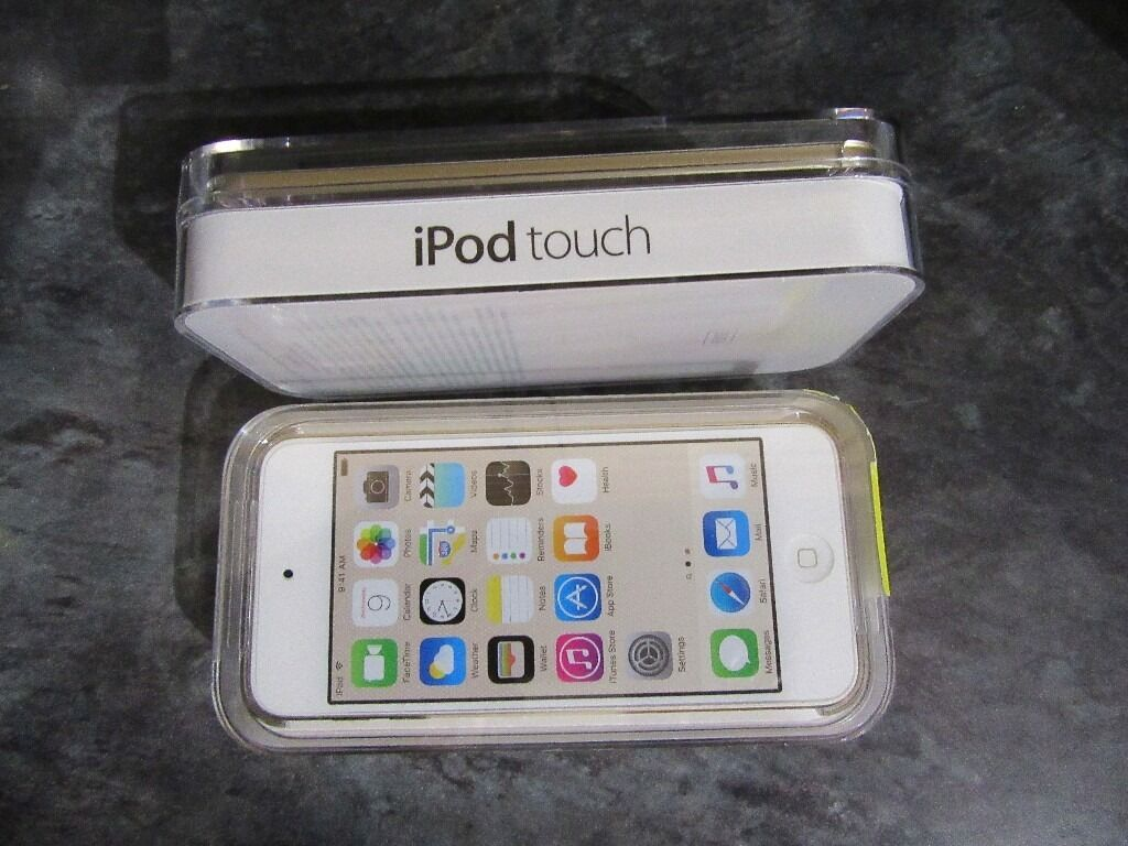 Apple Ipod Touch 6th Generation 32gb Gold Brand New And Sealed In 6 64gb