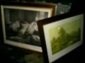 Pictures x2 vintage £5