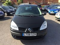 Renault GRAND SCENIC 5dr 2008 (08 reg), MPV£1250(30days warranty)