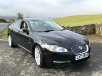 2008 JAGUAR XF 2.7 AUTOMATIC