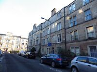 2 bedroom fully furnished top floor flat to rent on Caledonian Road, Dalry, Edinburgh