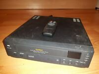 Goodmans VCP 660 VCR - VHS (video cassette) player and recorder - with remote