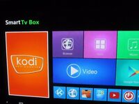 LATEST KODI MINI MEDIA CENTRE ANDROID BOX .READY TO VIEW , AUTO UPDATE. GREAT FOR CHRISTMAS