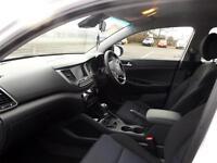 Hyundai Tucson CRDI SE NAV BLUE DRIVE (white) 2016-10-26