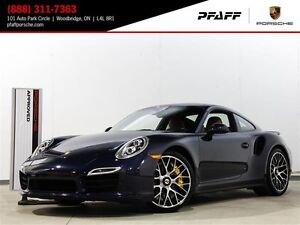 2015 Porsche 911 Turbo S Coupe PDK