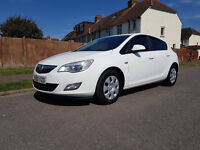 Vauxhall Astra 1.7 CDTi ecoFLEX 16v ES 5dr £3,995 p/x welcome 2010 (60 reg), Hatchback