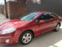 PEUGEOT 407 1.6 HDI RED 2009