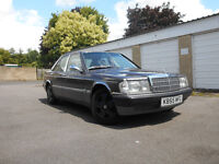 mercedes 190e injection w201 2.0l [buitiful vehicle]