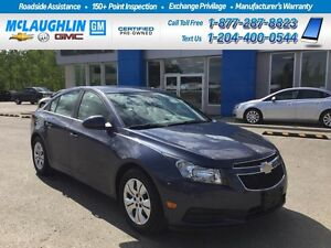 2013 Chevrolet Cruze 1LT One owner Lease return Touch screen Rem