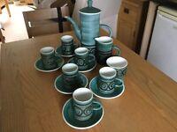Cinque Port coffee set