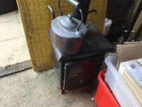 Garden clearance wood stoves and. Chimneys